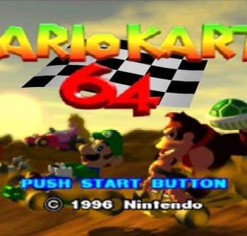Mario Kart 64 Coming To Wii U Virtual Console Today