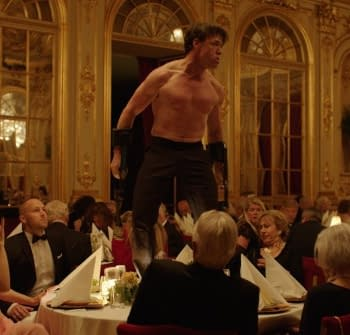 Violent Live Performance Stuns Crowd At Fantastic Fest Screening Of The Square