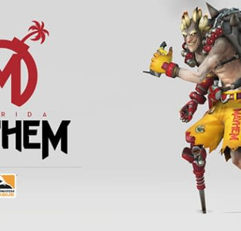 Overwatch Leagues Florida Mayhem are Raising Money for Parkland Shooting Victims