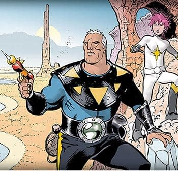 20th Century Fox Eyeing Sylvester Stallone For Lead In Starlight Comic To Film Adaptation