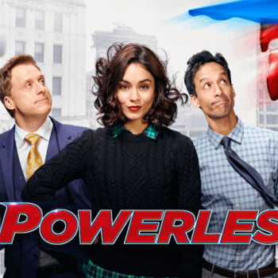 NBCs Powerless Trailer Featuring Bruce Waynes Cousin