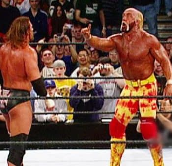 Does This Random Clip Of A 2002 Battle Royale Confirm Hulk Hogans Return To WWE For Wrestlemania