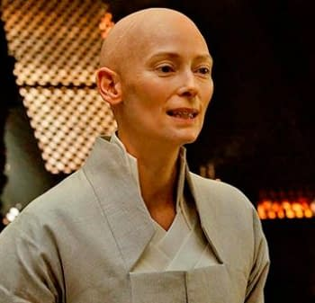 Tilda Swinton Is Now The Betting Favorite To Be The Next Doctor Who As Demand For Female Doctor Grows