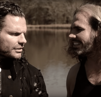 More Shots Fired In Broken Trademark War Between Hardys And TNA As Matt And Jeff Hardy Reincarnate TNA Tag Titles