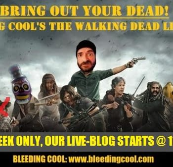TIME CHANGE: Join Bleeding Cools Walking Dead Live-Blog Post Oscars