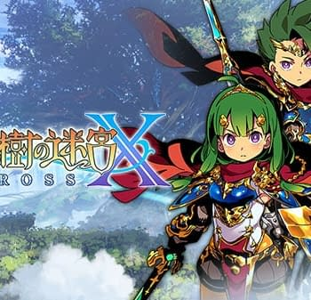 Etrian Odyssey X is Coming to the 3DS This Summer