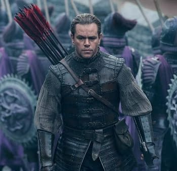 Bill Reviews The Great Wall: A Fun And Colorful Attempt In A Hybrid East-West Fantasy