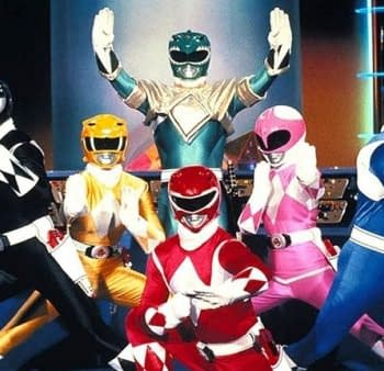 Talking Power Rangers With Kyle Higgins