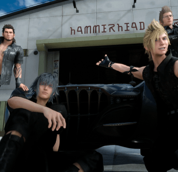 No Final Fatasy XV Will Not Be Coming To Switch