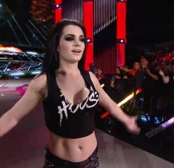 Total Divas Star Paige Preparing For WWE Return