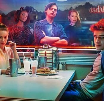 Celebrating Success Of Riverdale Archie And Warner Bros Get In Bed To Produce More Sexy Teen Dramas Together
