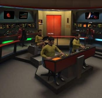 Star Trek: Bridge Crew Allows VR Gamers To Boldly Go Where TV Viewers Went Fifty Years Ago Two Months Late