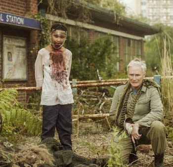 The Girl With All The Gifts Reminds Us The The Brits Remain The Masters With Zombies