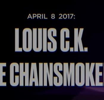Louis CK Is Hosting The Next New Episode Of Saturday Night Live On April 8 With The Chainsmokers