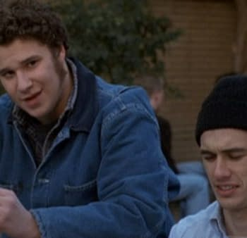 Former Teen Heartthrobs Seth Rogen And James Franco Team With Kelly Oxford For Triumphant Return To Teen Drama Genre