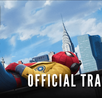 Behold: The Spider-Man Homecoming Trailer That Was Promised