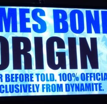 The Official Origin Of James Bond To Be Told As A Comic Book Announced At 2017 Diamond Summit
