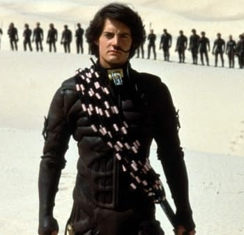 Reboot Of Frank Herberts Dune Has A Writer And Its Not The Best Of News