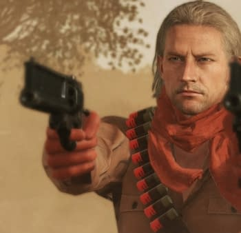 Ocelot Joins Playable Cast Of Metal Gear Solid 5 In Next Update
