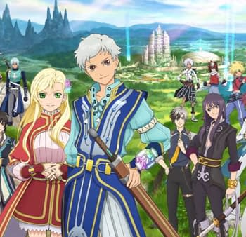Bandai Namco Giving Away Tales Of The Rays Free On Smartphones