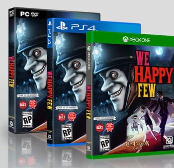After Months Of Waiting We Happy Few Gets A 2018 Release Date