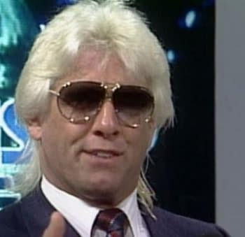 Wrestling Legend Ric Flair Is Now A Cop