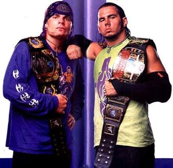 The Hardy Boyz On Their Grueling 30-Minute Iron Man Match