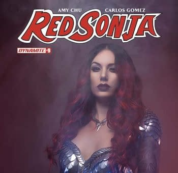 Writers Commentary: Amy Chu Talks Red Sonja #9