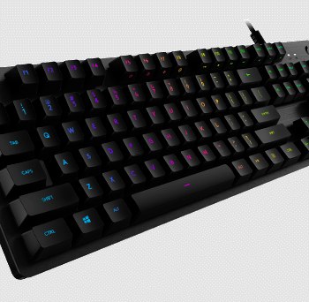 Getting a Look at Logitechs Latest Gaming Keyboard at E3 2018
