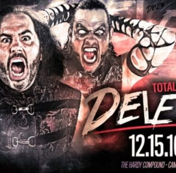 Watch Wrestlings Crowning Achievement Total Nonstop Deletion For Free Right Now