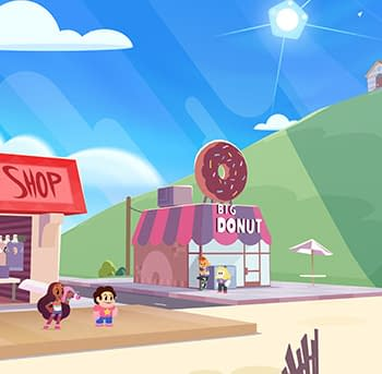Steven Universe WIll Be Coming To Consoles As An RPG
