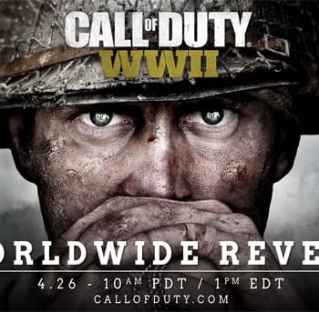 Call Of Duty WWII Has Been Officially Revealed