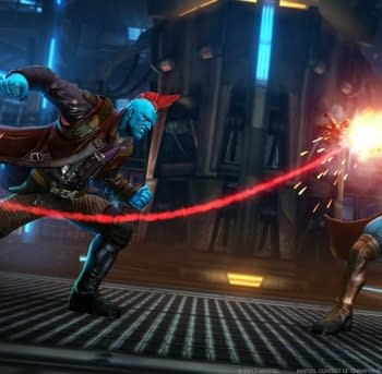 Guardians Of The Galaxys Yondu Joins Marvel Contest Of Champions