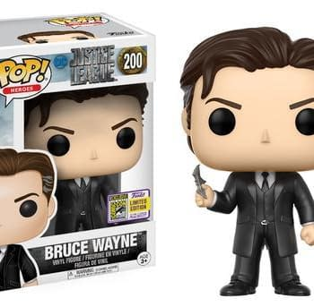 Funko SDCC 17 Wave 5: All The DC