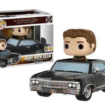 Funko SDCC Exclusives Wave 7: The 100 Harry Potter LOTR Supernatural And More