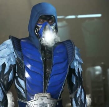 Sub-Zero Will Come To Injustice 2 On July 11th As A DLC Character