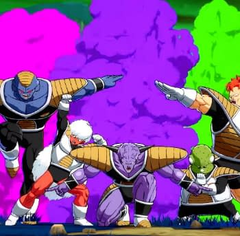 Captain Ginyu Trailer For Dragon Ball FighterZ Reveals More Than We Thought