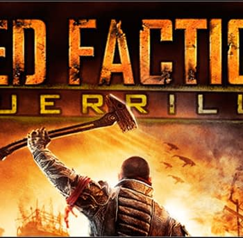 Red Faction: Guerrilla to Launch in Time for Independence Day