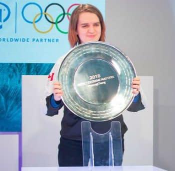 Sasha Scarlett Hostyn is the First Woman to Win a Premier StarCraft II Tournament