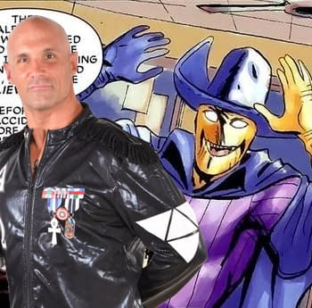 With Title Role Unavailable Pro Wrestler Christopher Daniels Would Like To Play Madcap In Deadpool 3