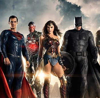 Walter Hamada Takes Over DC Films in Wake of Justice League Fallout