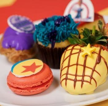Indulge in Pixar Fest Classic Afternoon Tea at the Disneyland Hotel