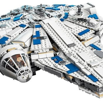 Solo: A Star Wars Story LEGO Millennium Falcon Details Released
