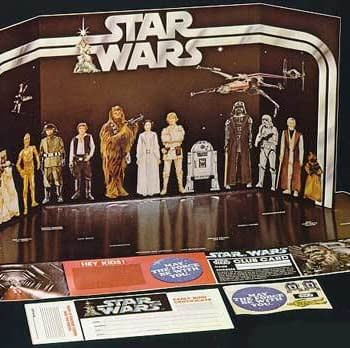 40th Anniversary Of Star Wars: An Ode To Action Figures Both Past And Present