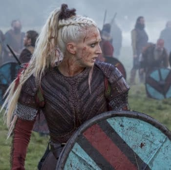 Vikings Season 5b Featurette Teases Torvi and Ubbes Future