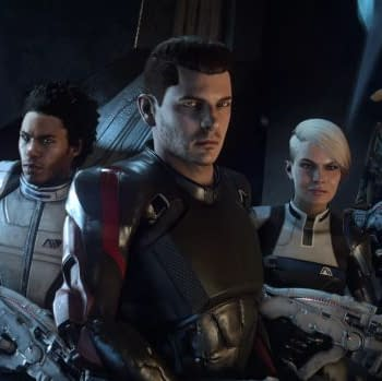 The Mass Effect: Andromeda Patch Fixes Some Stuff But Is It Enough
