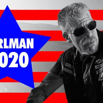 Ron Perlman Getting More Serious About 2020 Candidacy