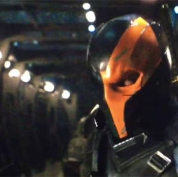 Joe Manganiello Shares Photo Of Himself As Slade Wilson