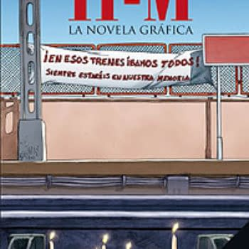 3/11: The Graphic Novel – The Madrid bombings in strip form