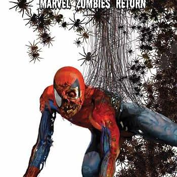 Marvel Zombies Return&#8230 And Return&#8230 And Return&#8230